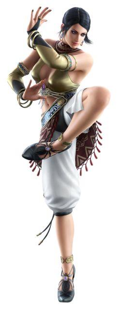 Zafina (Tekken Tag 2).