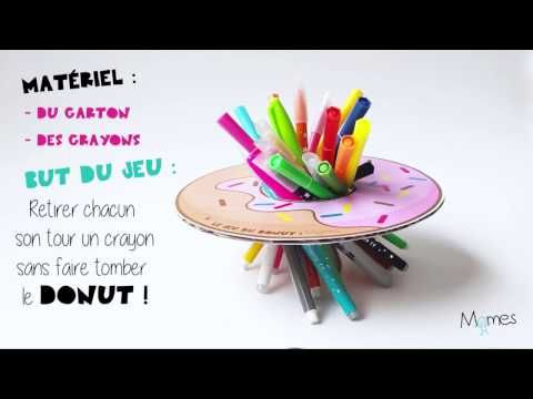 Le jeu du donut ! - Momes.net