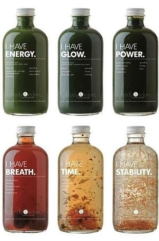 Naming reference  Body & Eden Herbal Elixirs | The 25 Coolest Packaging Designs Of 2013 :ビンモチーフのリンクボタンとか