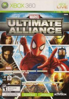 Marvel: Ultimate Alliance / Forza Motorsport 2