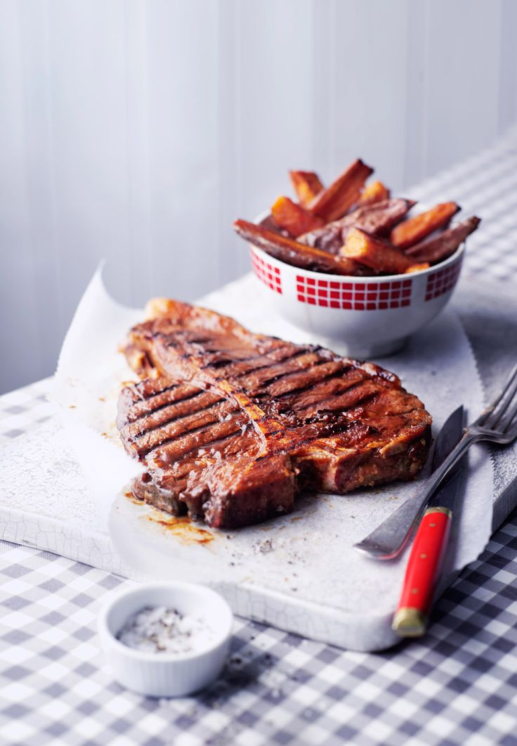 Pork t bone steak recipes