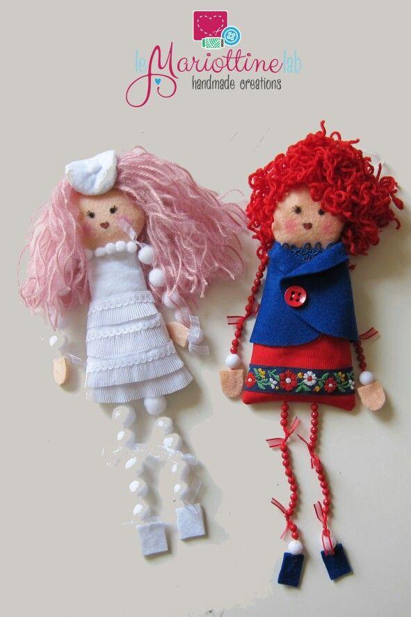 Danielle e nonna Flora