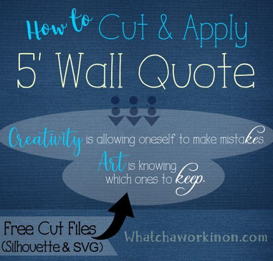 Best  Large Wall Decals Ideas Only On Pinterest Large Wall - How to make vinyl wall decals with silhouette cameo