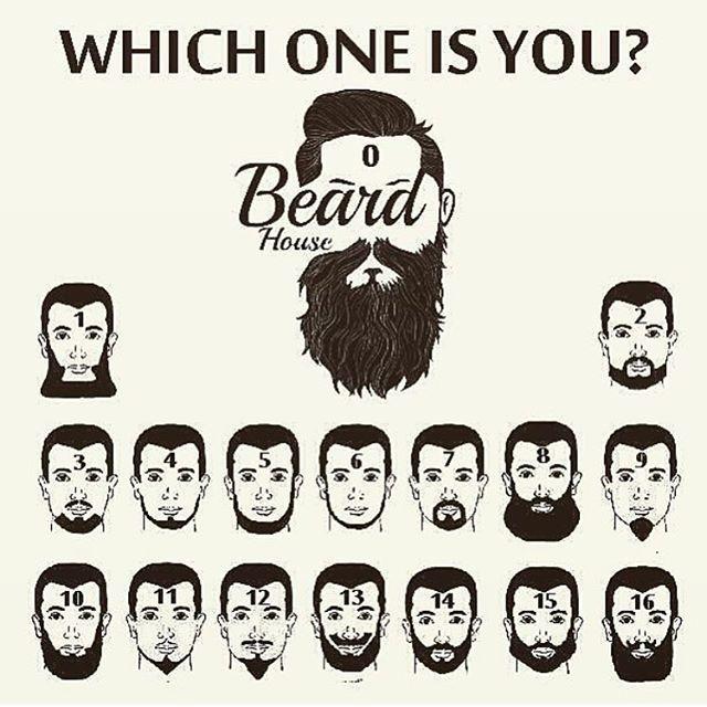 Tell us which number you are and tag a bearded friend #beard #beards #beardedking #beardlover #beardlove #bearded #beardlife #beardsofinstagram #instabeard #beardporn #beardnation #beardenvy #beardbrothers #baard #sakal #beardgang #beardgames #guyswithbeards #mensfashion #beardie #beastmode #beardsaresexy #ilovebeards #fitness #fashion #beardedmen #beardlovers
