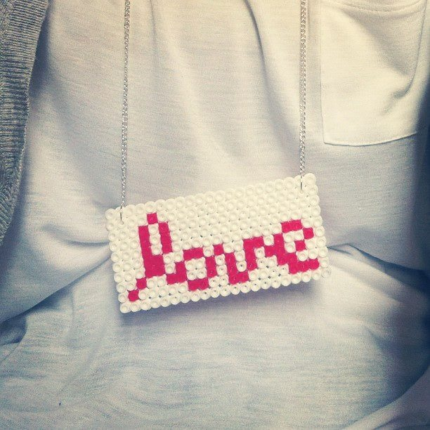love necklace!