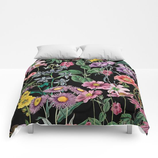 Check out society6curated.com for more! @society6 #floral #flowers #pattern #home #decor #comforter #duvet #covers #homedecor #sleep #nighttime #bed #bedding #bedroom #apartment #apartmentgoals #sophomore #year #college #student #dorm #buy #shop #shopping #sale #art #awesome #sweet #cool #pink #purple #green #black #night #yellow #red
