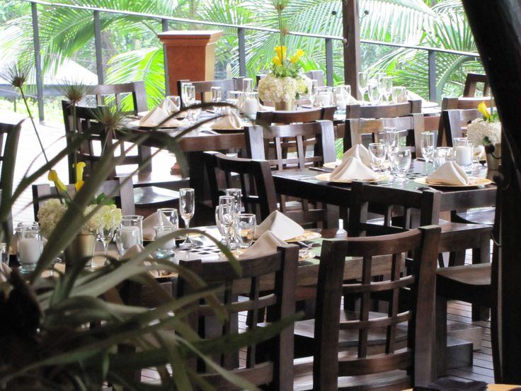 En Angus Brangus Parrilla Bar  contamos con el Salón Tailandés: un espacio amplio, en su estructura predomina la madera, con fuentes de agua y capacidad para 200 invitados.  Ideal para darle un estilo del medio oriente a su evento.  Más información: 2321632.   #Bodasmedellín #restaurantesparabodas #AngusBrangus #Gastronomía