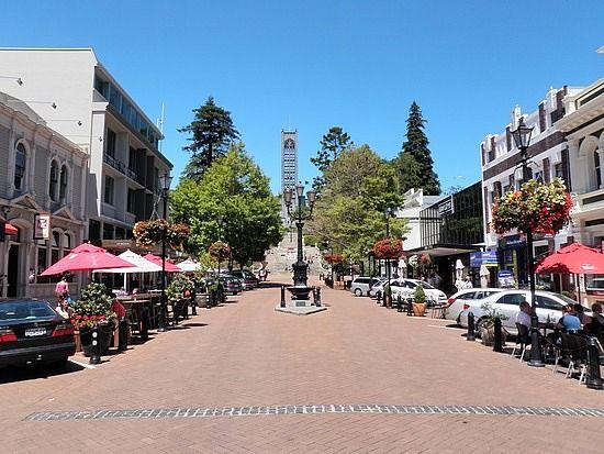 Nelson, New Zealand.