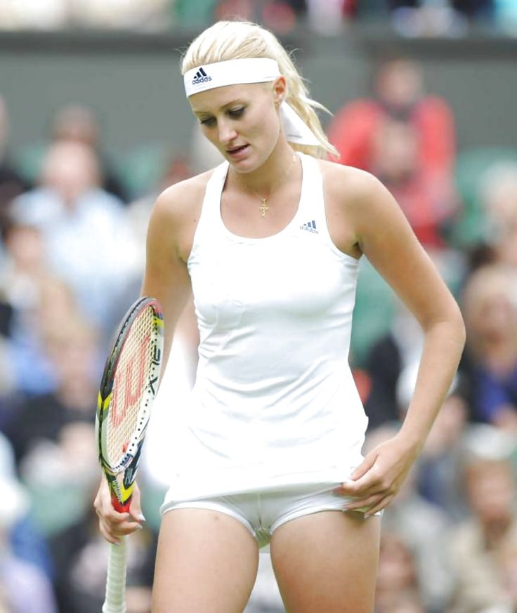Kristina Mladenovic, French tennis player of Serbian ancestry