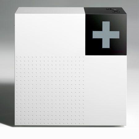 Le Cube by Yves Béhar