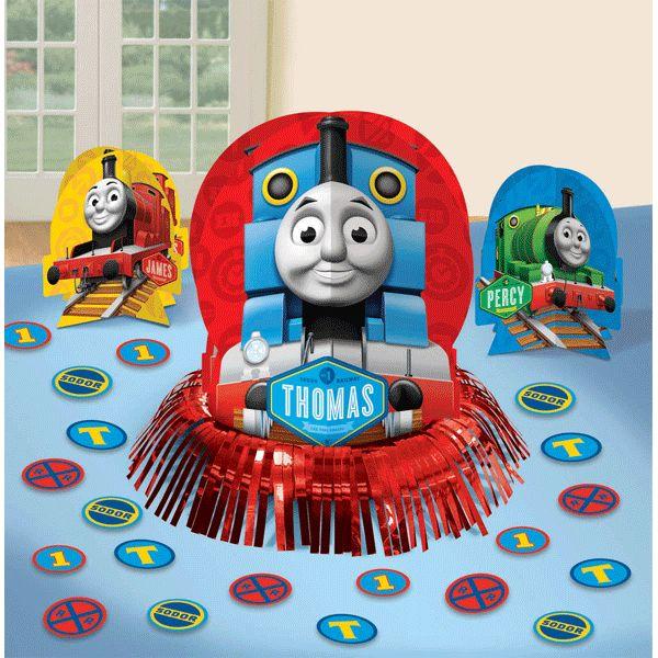 Thomas the Tank Engine Table Decorating Kit