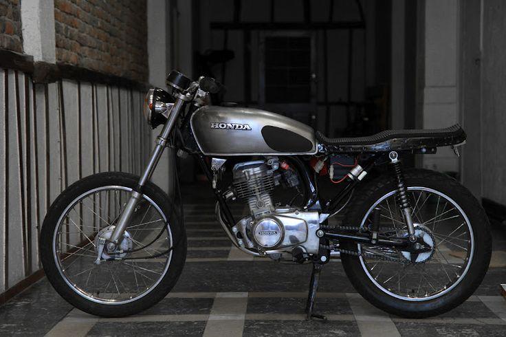Readers Rides: Honda CG125 resurrection ~ Return of the Cafe Racers