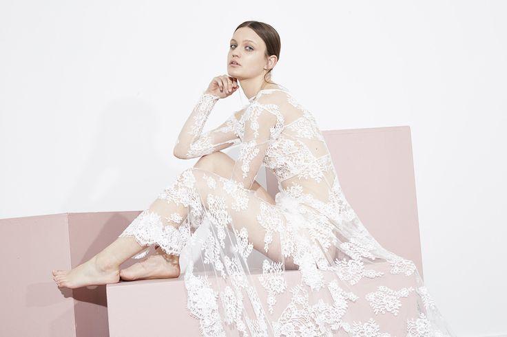 Zephyr Gown by Julia Softley Bridal