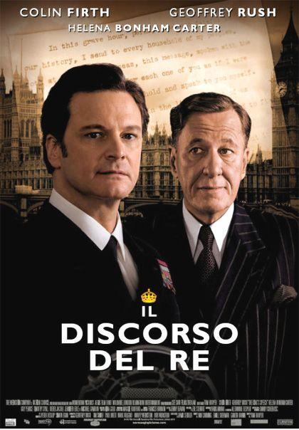 Un profilo biografico di verità in un contesto storico drammatico http://www.mymovies.it/film/2010/ildiscorsodelre/