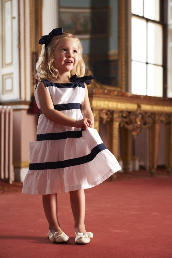 little girls dress-The girls would definitely wear this. :)