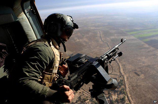 Iran jets bomb Islamic State targets in Iraq - Pentagon - Source - BBC News - © 2014 BBC #Iran, #ISIS, #Iraq