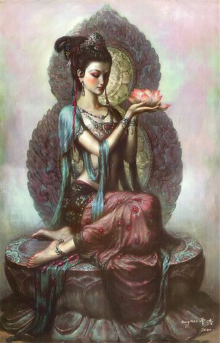 """""""What have I sparked in you is to remember your soul's journey which is a beautiful light."""" - Quan Yin (~Gabriellyn~)"""