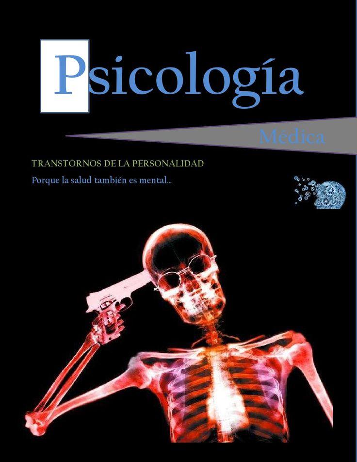 Revista psicologia medica, transtornos de la personalidad