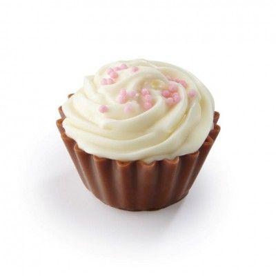 Geboorte cup cake