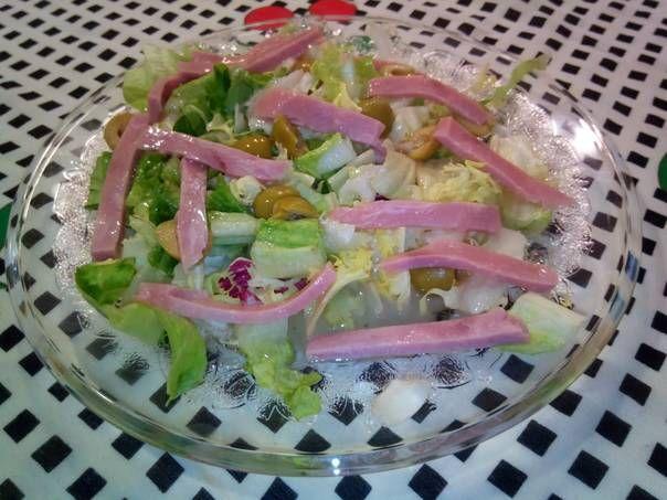 Aliño para la ensalada (restaurantes chinos)