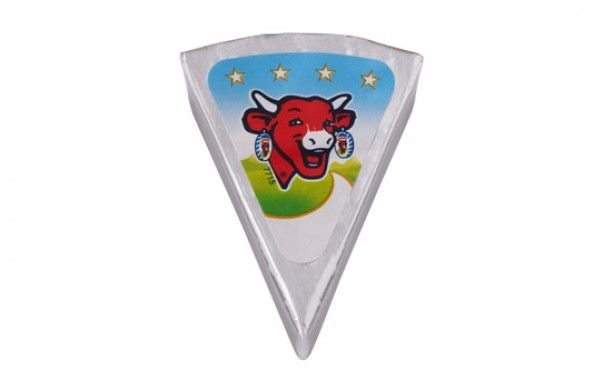 Laughing Cow light triangle & 2 Riveta - 100 kcal