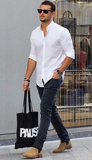 10 essential fashion staples for men to build his Capsule Wardrobe ⋆ Men's Fashion Blog - TheUnstitchd.com