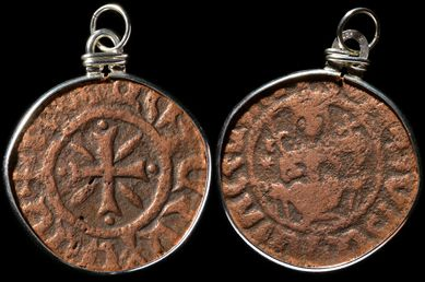 Ancient Resource: Authentic Ancient Greek and Roman Coin Necklaces for Sale