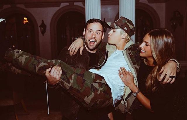 Justin Bieber celebrated his 22nd birthday a little early and everyone was in attendance. Justin Bieber threw his birthday bash at A Bel Air mansion and it seems like every star in Hollywood was there. The star-studded event had celebs such as Kourtney Kardashian, Kylie Jenner, Joe Jonas, Hailey Baldwin, and P. Diddy in attendance! Justin's manager Scooter Braun instagrammed this adorable pic above, wishing Justin a Happy Birthday! The Bieb's actual birthday is March 1st and the fun…