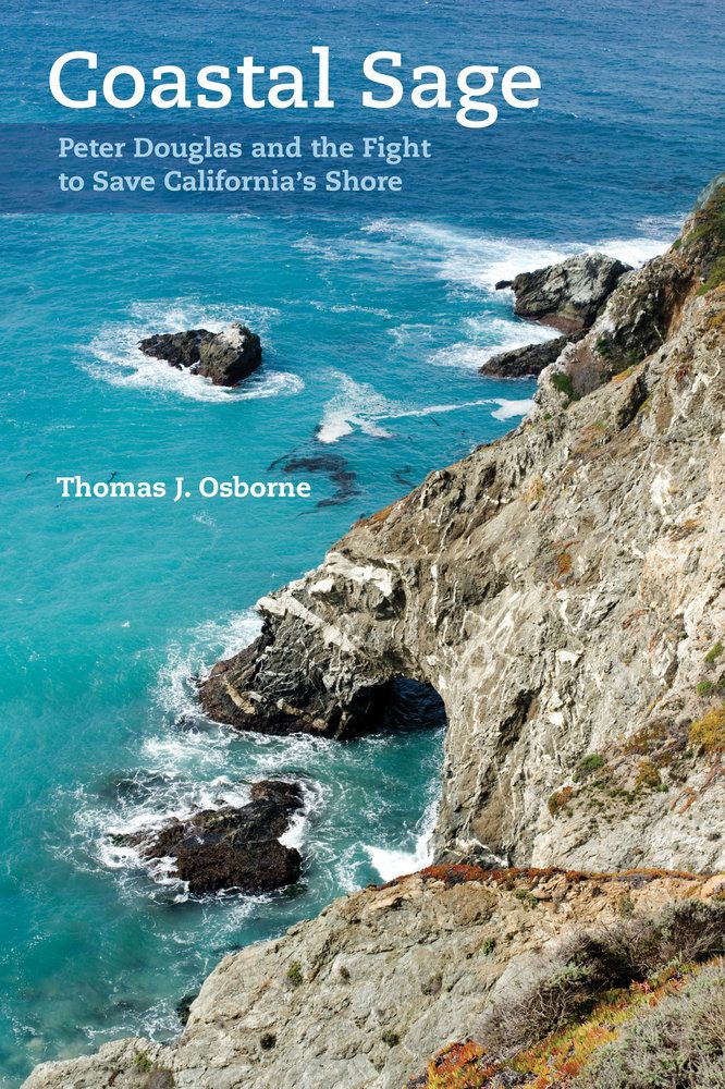 There are moments when we forget how fortunate we are to have the California coast. The state is home to 1,100 miles of uninterrupted coastline defined by long stretches of beach and jagged rocky cliffs. Coastal Sage chronicles the career and accomplishments of Peter Douglas, the longest-serving executive director of the California Coastal Commission.