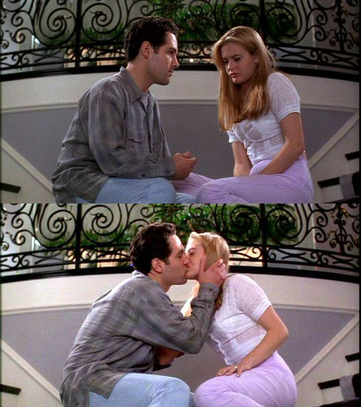 Clueless - Very 90's...Paul Rudd is one of the only good things about this movie