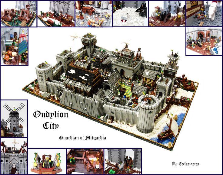 Lego castle city  #LEGO LEGO Lego