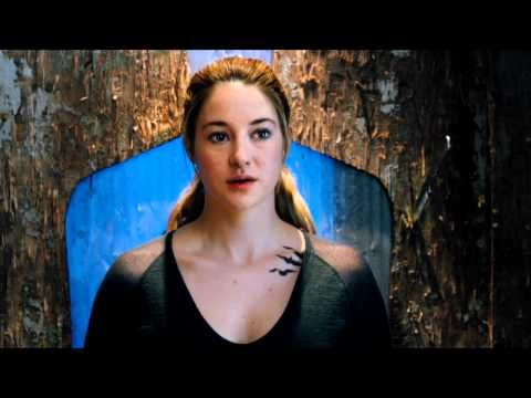 Divergent Official Movie Trailer [HD] .... I should be excited. But im cringing.... Eepppp because if allegiant idk if ill enjoy this. Aaand the fact that this seems waay off, hope this doesnt turn into another heartbreaker... #divergent movie trailer