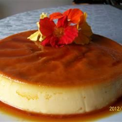 Flan Mexicano (Mexican Flan) Allrecipes.com (Hispanic Desserts Gluten Free)