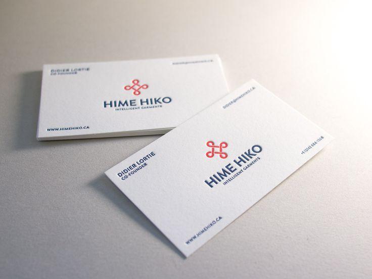 50 best Letterpress Business Cards images on Pinterest - letterpress business card