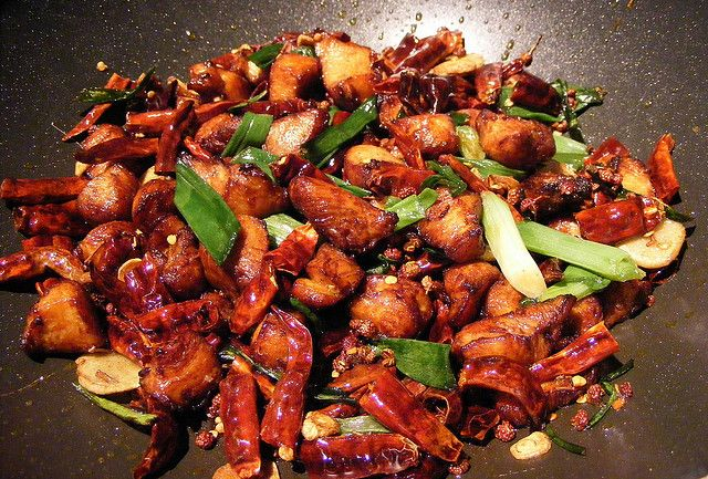 """Bourbon Chicken - another pinner wrote: """"Excellent recipe. I made this for my husband and his best friend and we all gave it 5 stars""""."""