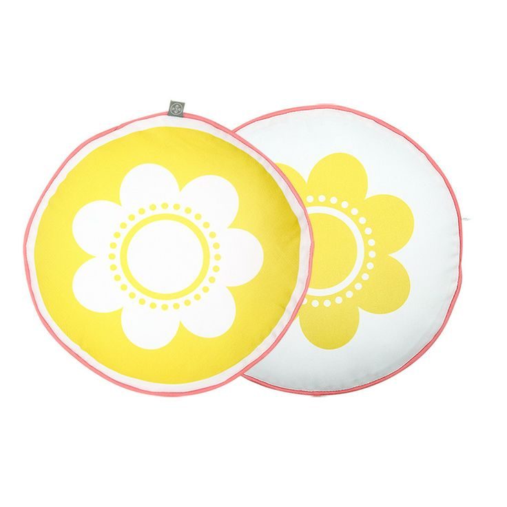 Flower Cushion - SCOUT Kids www.scoutlifestyle.com
