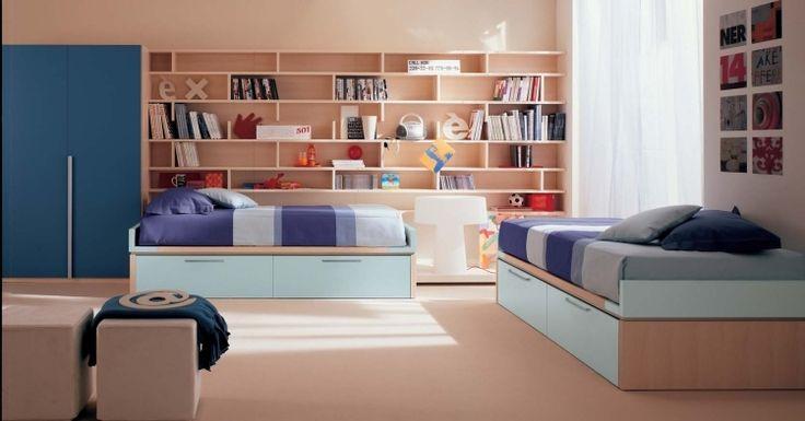 chambre enfant avec rangement