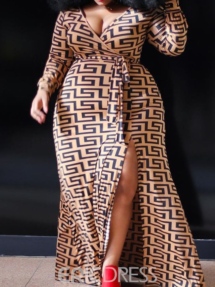african fashion plus size