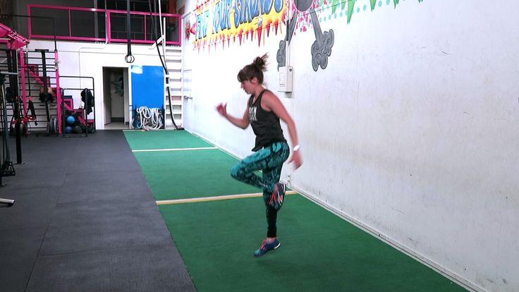 Explosive Body Weight Exercises1. Jump Squats (0:39) 2. Knee Tucks (0:47) 3. Plyo Jacks (0:55) 4. Skater Hops (1:04) 5. Split Squat Jumps (1:16) 6. Split Squat Hops (1:26) 7. Lunge To Expl...
