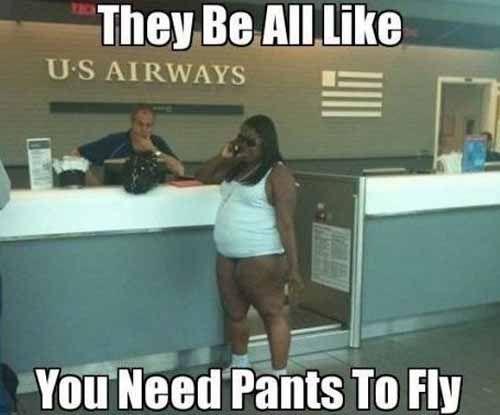 Airline Discrimination - SunnyLOL