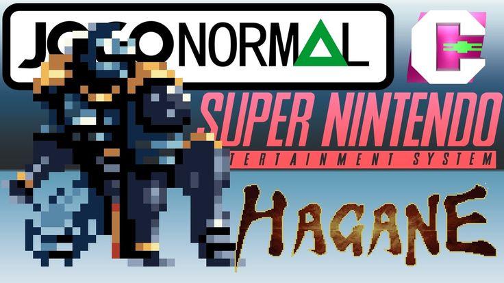 Hagane (Super Nintendo) #1: Música Nova   CFX