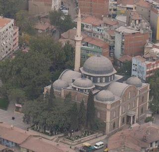Zağnos Paşa Camii - Balıkesir
