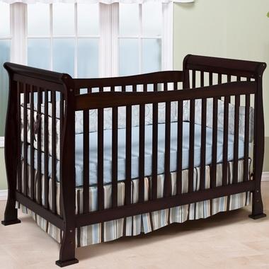 Davinci Reagan 4 In 1 Convertible Crib In Coffee Cribs 4 In 1 Crib Convertible Crib