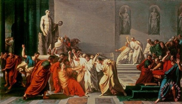 """At a crucial moment in Shakespeare's Julius Caesar, protagonist Brutus bemoans the """"spirit of the age,"""" a disposition toward tyranny that allows Caesar to assume the power of a king over Rome's erstwh"""