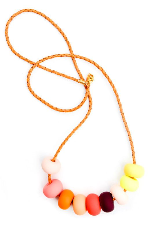 The Color Curator Necklace