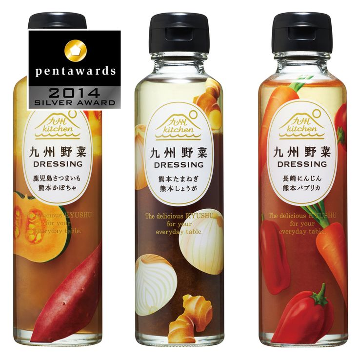 Silver Pentaward 2014 – Food – Eight Branding Design