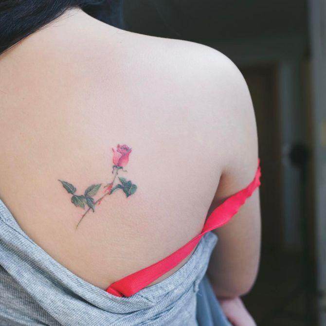 La beauté réside dans la simplicité: des tatouages animaux minimalistes créés au salon de tatouage Sol   – Tattoo