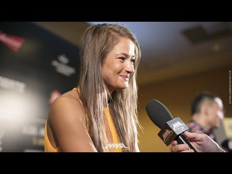 MMA Karolina Kowalkiewicz Thinks Rose Namajunas Shouldn't Get Next Title Shot: 'I Beat Her'
