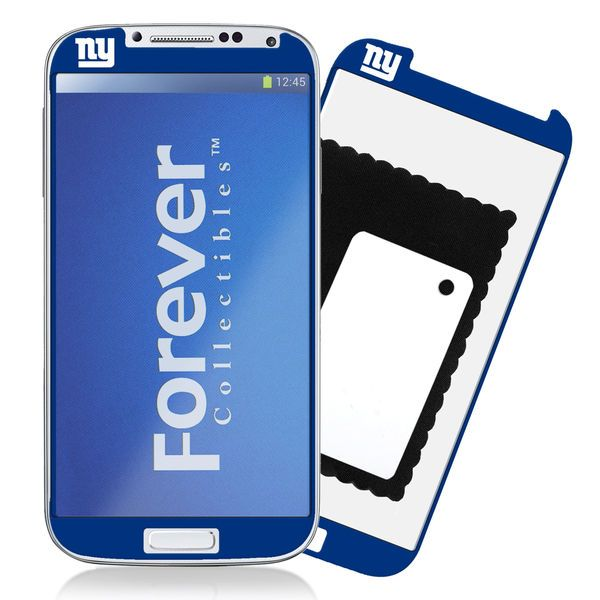 New York Giants Team Logo Screen Protector For Galaxy S4 - $4.99