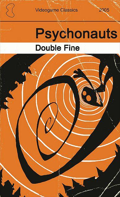 Penguin Book Cover Vector : Best psychonauts images on pinterest fan art fanart